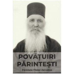 Povatuiri parintesti - Parintele Filotei Zervakos