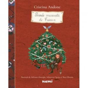 Poveste muzicala de Craciun - Cristina Andone