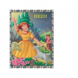 Povesti ilustrate. Heidi