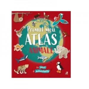 Primul meu atlas. Animale