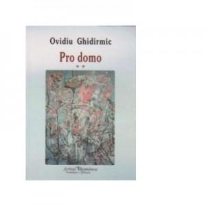 Pro domo vol. 2 - Ovidiu Ghidirmic
