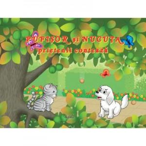 Pufisor si Nucuta - prietenii conteaza