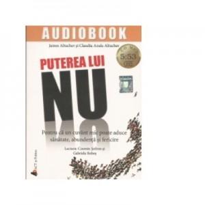 Puterea lui NU (Audiobook) - James Altucher, Claudia Azula Altucher
