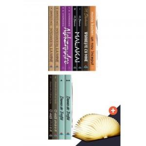 Raftul Bookzone cu dragoste + cadou
