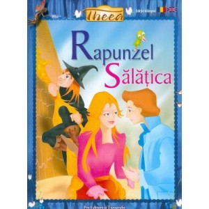 Rapunzel. Salatica. Editie bilingva - Vijayanti Savant Tonpe