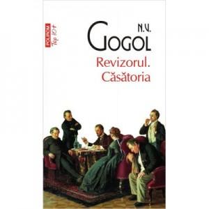 Revizorul. Casatoria - N. V. Gogol