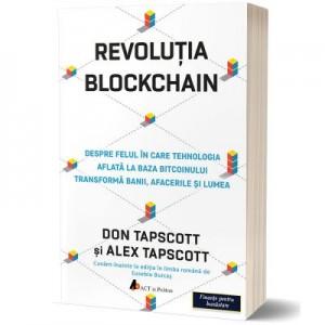 Revolutia Blockchain - Alex Tapscott, Don Tapscott