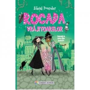Rocada vrajitoarelor - Sibeal Pounder