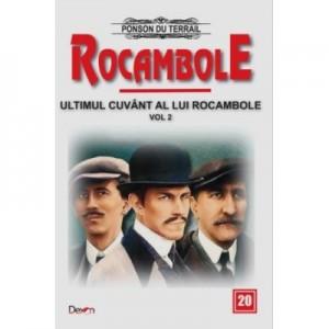 Rocambole 20-Ultimul cuvant a lui Rocambole 2 - Ponson du Terrail