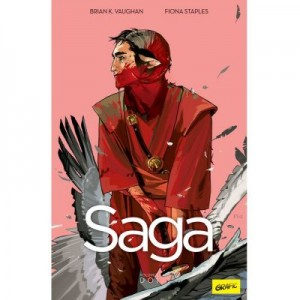 Saga vol. 2 - Brian K. Vaughan, Fiona Staples