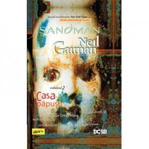 Sandman 2. Casa papusii - Neil Gaiman