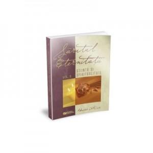 Sarutul eternitatii. Stiinta si spiritualitate. Vol. II - Craciun Adriana