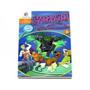 Scooby-Doo! Cazul monstrului de la televiziune - James Gelsey