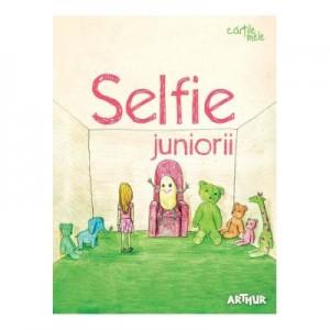 Selfie. Juniorii. Colectia cartile mele - coordonator Florentina Samihaian