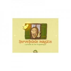 Servetelele magice - Eva Scognamiglio