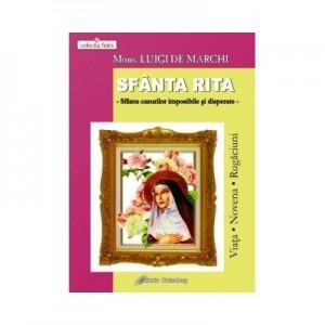 Sfanta Rita din Cascia - Luigi de Marchi
