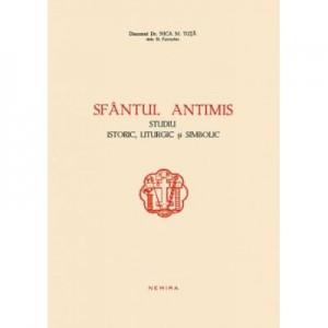 Sfantul Antimis. Studiu istoric, liturgic si simbolic - Diaconul Dr. Nica M. Tuta