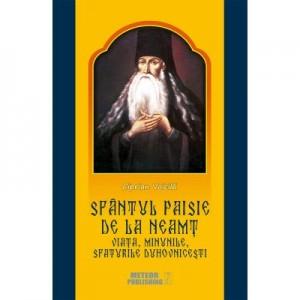 Sfantul Paisie de la Neamt - Ciprian Voicila