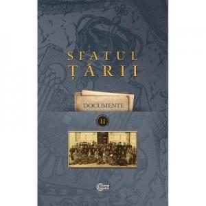 Sfatul Tarii. Documente II
