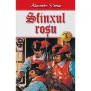 Sfinxul Rosu (Contele Moret) 2/3 - Alexandre Dumas