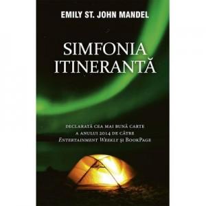 Simfonia itineranta - Emily St. John Mandel