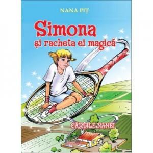 Simona si racheta ei magica - Nana Pit
