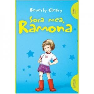 Sora mea, Ramona. Paperback - Beverly Cleary