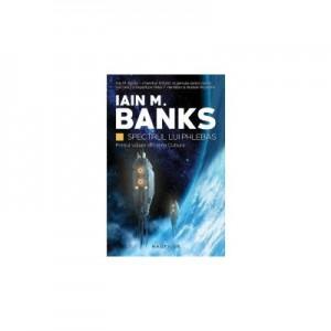 Spectrul lui Phlebas (Seria Cultura, partea I, paperback) - IAIN M. BANKS