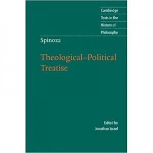 Spinoza: Theological-Political Treatise - Jonathan Israel, Michael Silverthorne