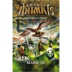Spirite animale. Arborele vesnic. Cartea a saptea din seria spirite animale - Marie Lu