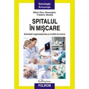 Spitalul in miscare. Schimbari organizationale si conditii de munca - Mihai Dinu Gheorghiu, Frédéric Moatty
