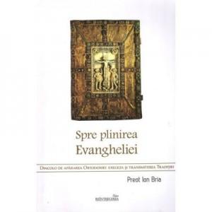 Spre plinirea Evangheliei - Pr. Prof. dr. Ion Bria