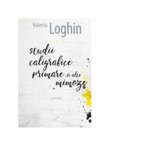 Studii caligrafice primare si alte mimoze - Valeriu Loghin