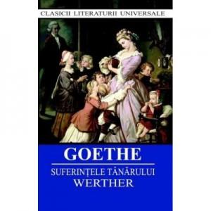 Suferintele tanarului Werther - J. W. Goethe