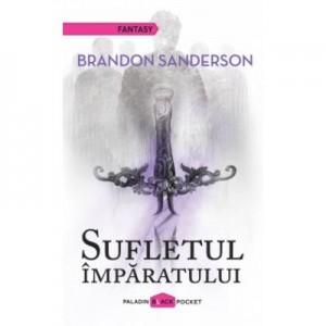 Sufletul imparatului - Brandon Sanderson