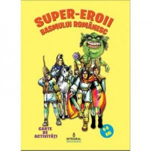 Super-eroii basmului romanesc - Costel Postolache