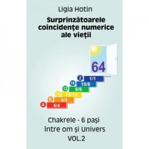 Surprinzatoarele coincidente numerice ale vietii – Vol. 2 (eBook PDF) - Ligia Hotin