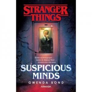 Suspicious minds - Gwenda Bond