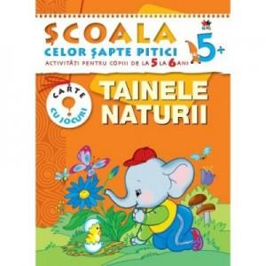 Tainele naturii (5-6 ani). Scoala celor sapte pitici