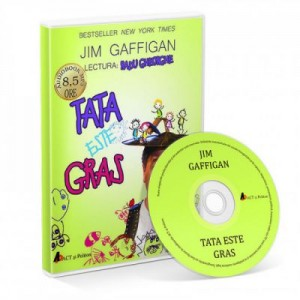 Tata este gras. Audiobook - Jim Gaffigan