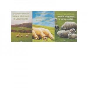 Termeni pastoresti in limba romana(3 vol) - Ion Popescu Sireteanu