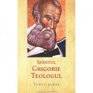 Texte alese - Grigorie de Nazianz