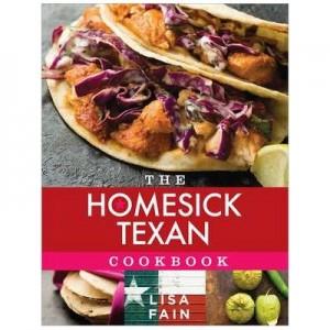 The Homesick Texan Cookbook - Lisa Fain
