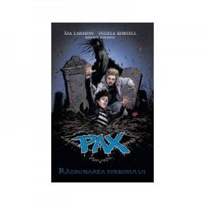 Pax. Razbunarea strigoiului - Asa Larsson