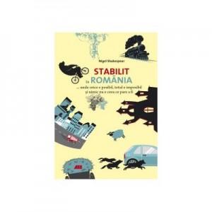 Stabilit in Romania - Nigel Shakespear