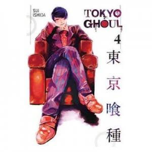 Tokyo Ghoul Vol. 4 - Sui Ishida
