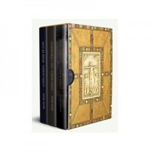 Trilogia Codex Aureus (Set 3 volume) - Silviu Radu