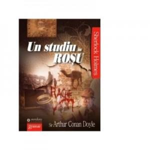 Un studiu in rosu - Arthur Conan Doyle