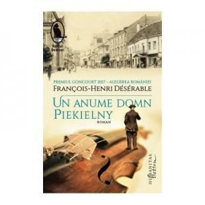 Un anume domn Piekielny - Francois-Henri Deserable