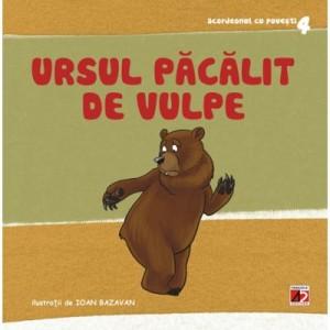 Ursul Pacalit de Vulpe - Roxana Haiden (Adaptare)